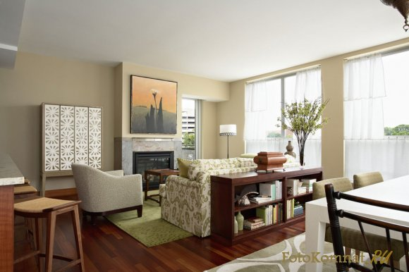 Small Apartment Condominium Interior Design